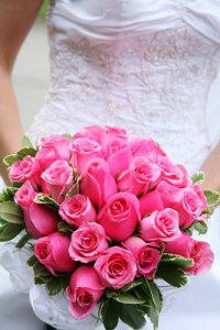 Wedding Bouquet Roses